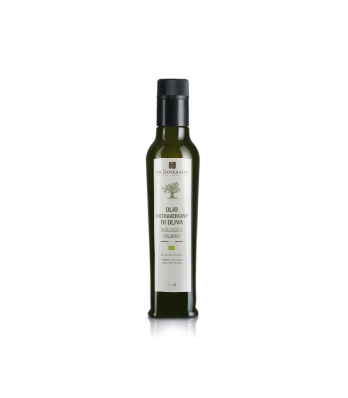 Olio di oliva extravergine biologico (bottiglia 0,5 L)