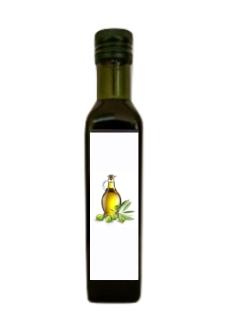 Olio di oliva extravergine (bottiglia 0,5 L)